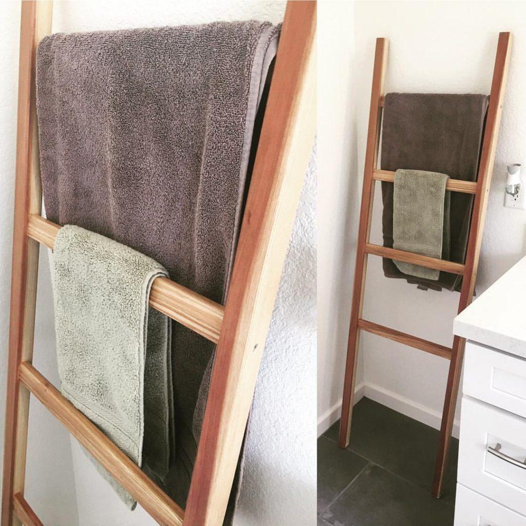 Bathroom Ladder